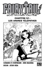 Fairy Tail - 100 Years Quest Chapitre 052