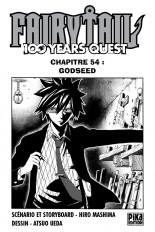 Fairy Tail - 100 Years Quest Chapitre 054