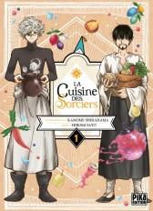 La Cuisine des Sorciers T01