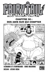 Fairy Tail - 100 Years Quest Chapitre 056