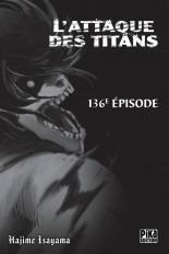 L'Attaque des Titans Chapitre 136