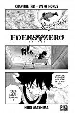 Edens Zero Chapitre 148