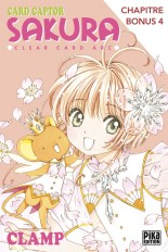 Card Captor Sakura - Clear Card Arc Chapitre Bonus 4