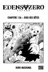 Edens Zero Chapitre 156