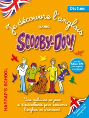 Je découvre l'anglais avec Scooby-doo (dès 5 ans)