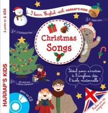 Harrap's I learn English with Christmas songs
