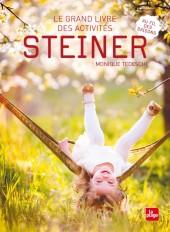 Le grand livre des activités Steiner - au fil des saisons
