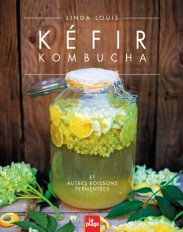 Kéfir Kombucha et autres boissons fermentées