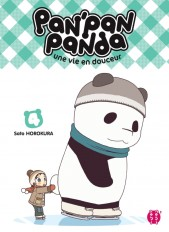 Pan'Pan Panda, une vie en douceur T04