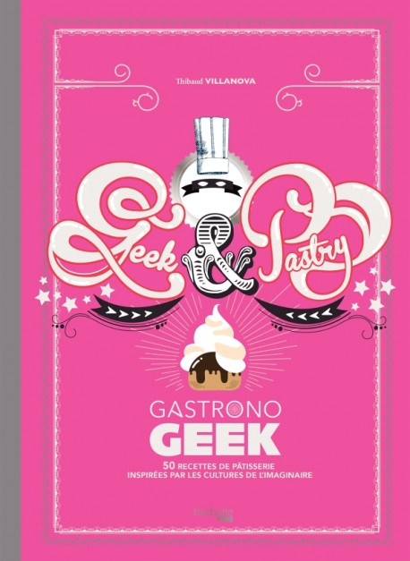 GEEK AND PASTRY