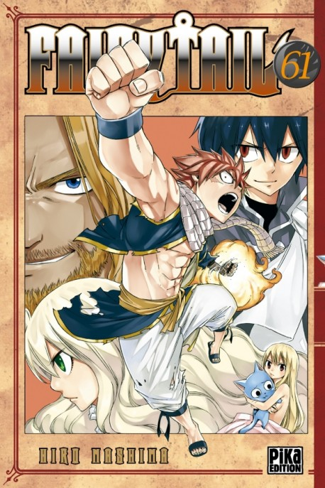 Fairy Tail T61