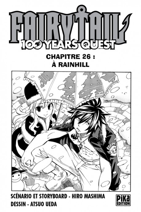 Fairy Tail - 100 Years Quest Chapitre 026