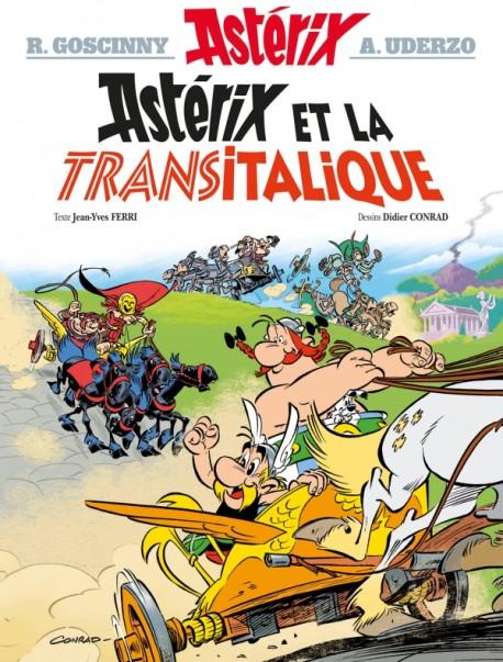 ASTERIX Tome 37 - Astérix et la Transitalique
