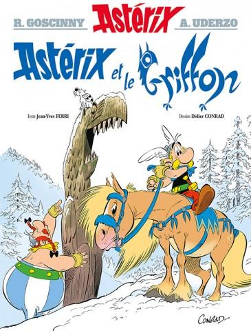 Astérix - Astérix et le Griffon - n°39