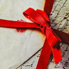 """""""Il était une lettre"""" : sur un air de romance"""