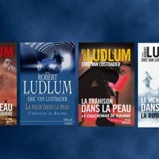 6 titres de Robert Ludlum à moins de 8€