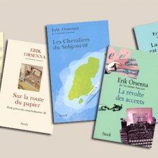 7 titres d'Erik Orsenna à moins de 6€