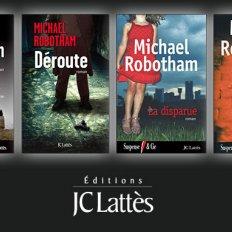Découvrez 6 titres de Michael Robotham à moins de 4€ aux Éditions JC Lattès