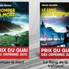 Prix du Quai des Orfèvres : tous les ebooks disponibles sur le site des éditions Fayard