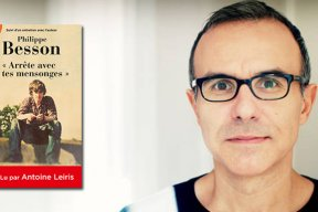 Le Prix Maison de la presse pour Philippe Besson