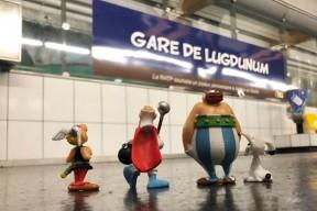 Astérix fête ses 60 ans dans le métro