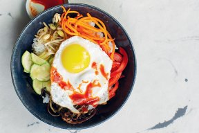 Bibimbap Cuisiner coréen