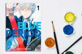"""""""Blue Period"""" : découvrez le manga événement qui célèbre l'art"""