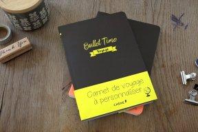 Bullet Time : l'agenda-carnet d'un genre nouveau