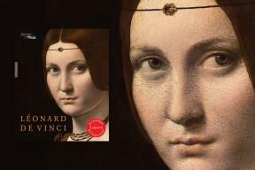 Léonard de Vinci : le catalogue de l'exposition du Louvre publié aux éditions Hazan