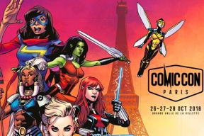 Comic Con 2018 Hachette Heroes