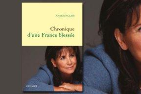 """Anne Sinclair se confie dans """"Chronique d'une France blessée"""""""
