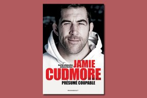 Le joueur de rugby Jamie Cudmore se raconte dans un livre des éditions Marabout