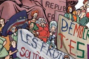 La déclaration des droits de la femme illustrée