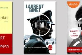 « HHhH » : le roman de Laurent Binet arrive au cinéma