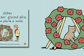 """""""Lettres à mon cher grand-père qui n'est plus de ce monde"""" : le nouvel album de Frédéric Kessler et Alain Pilon"""