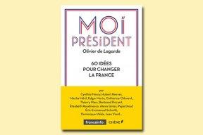 """""""Moi président"""" : l'émission de France Info en librairie"""