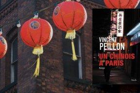 """Vincent Peillon signe un nouveau polar intitulé """"Un Chinois à Paris"""""""