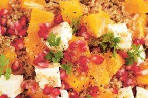 Recette de la semaine #30 : une entrée végétarienne sucrée-salée