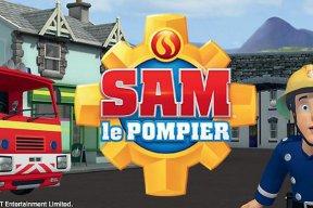 Sam Le Pompier Joyeux Anniversaire Sam Hachette Fr