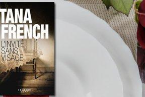 """Tana French : de retour avec """"L'invité sans visage"""""""