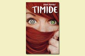 Timide : l'évènement Wattpad enfin en librairie