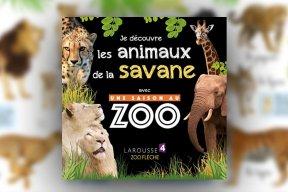 Une saison au Zoo Larousse