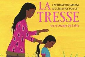 La Tresse Album Grasset Jeunesse