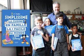 Master class cuisine Mallet