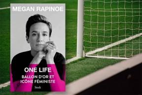 """""""One Life"""" : la footballeuse Megan Rapinoe publie son autobiographie aux éditions Stock"""