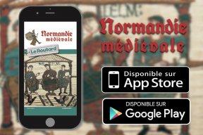 Appli Routard Normandie Médiévale