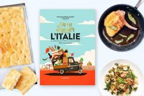 """""""On va déguster l'Italie"""" : découvrez la cuisine italienne avec François-Régis Gaudry"""