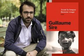 """Prix Orange du livre 2020 : Guillaume Sire récompensé pour son livre """"Avant la longue flamme rouge"""""""