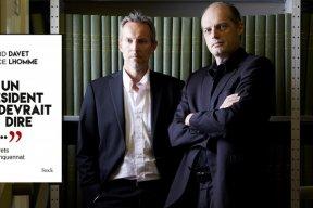 """Gérard Davet et Fabrice Lhomme : focus sur """"Un président ne devrait pas dire ça..."""""""