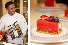 Retour en images sur notre rencontre avec le chef pâtissier Valentin Néraudeau